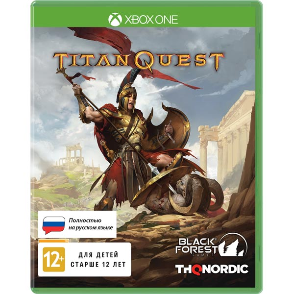 Видеоигра для Xbox One . Titan Quest