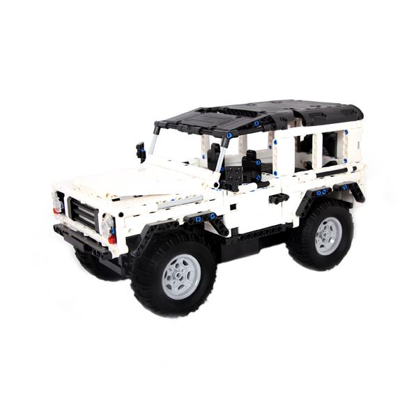 Радиоуправляемая модель-конструктор EvoPlay Off-road Warrior 90 90 216 0707009 216 0707005 216 0683008 216 0683013 216 0683001 stencil template page 1