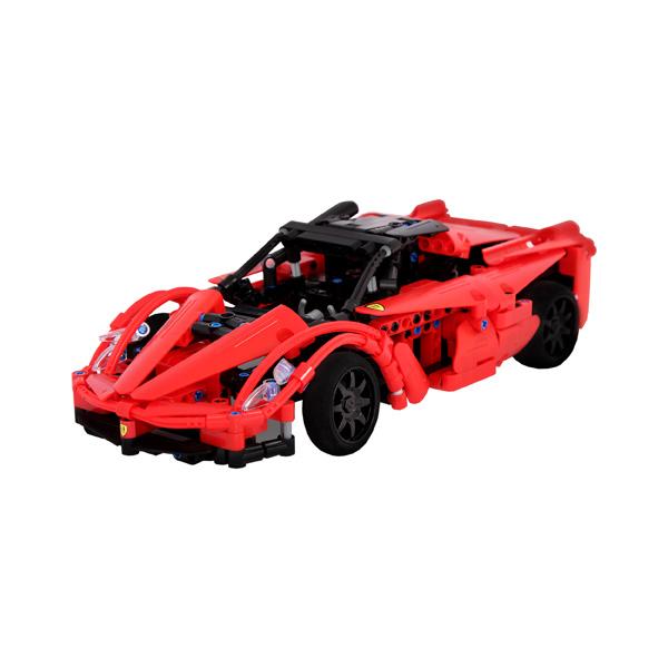 Радиоуправляемая модель-конструктор EvoPlay Red Storm