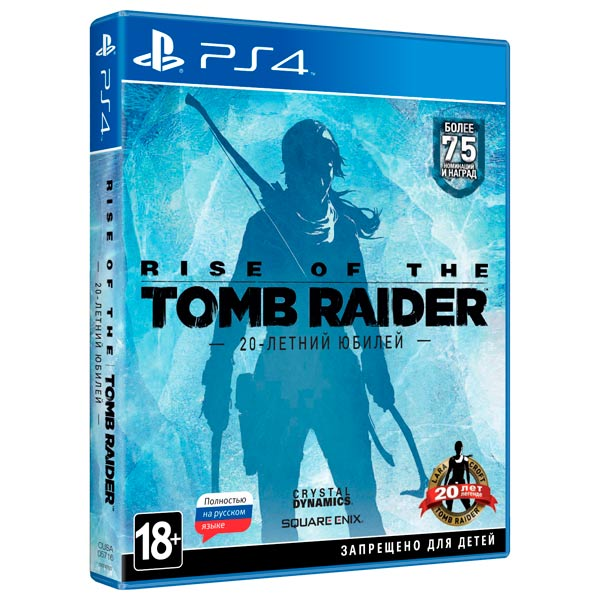 Видеоигра для PS4 . Rise of the Tomb Raider игра для xbox microsoft rise of the tomb raider