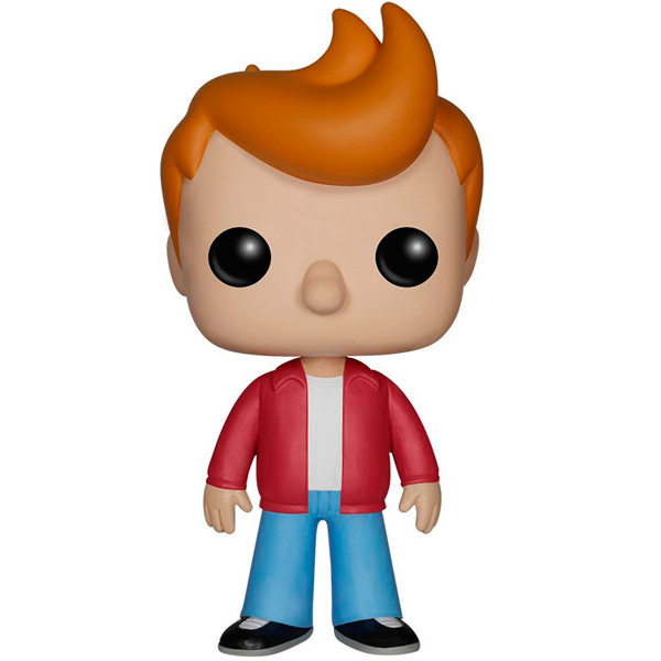 Фигурка Funko POP! Vinyl: Animation: Futurama: Fry