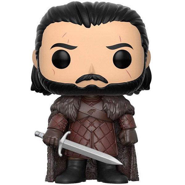 Фигурка Funko POP! Vinyl: Game of Thrones: Jon Snow game of thrones jon snow wigs black curly synthetic hair