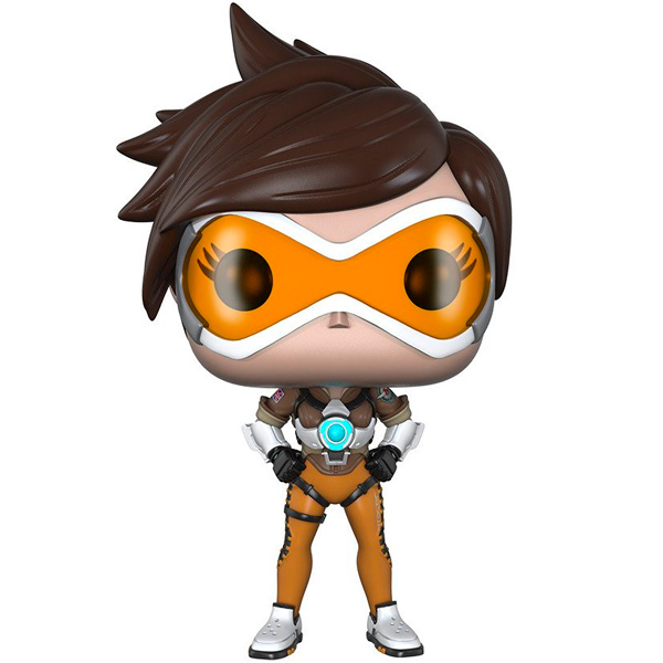 Фигурка Funko POP! Vinyl: Games: Overwatch: Tracer фигурка funko pop games gears of war damon baird armored 9 5 см