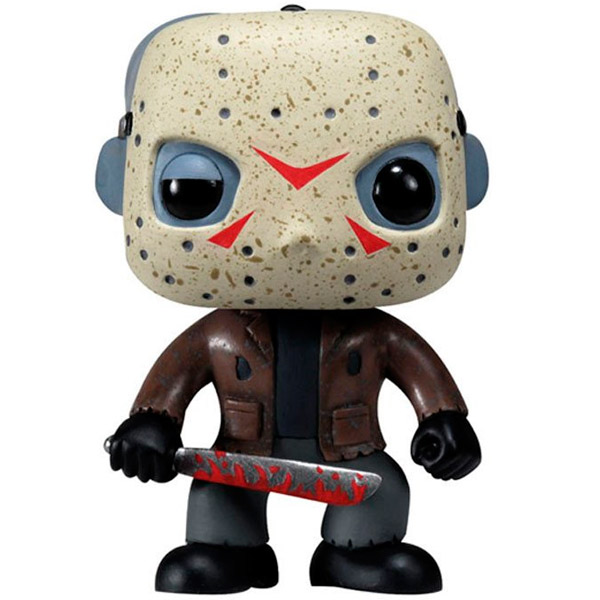 Фигурка Funko POP! Vinyl: Movies:Friday The 13th:Jason Voorhees iclebo pop