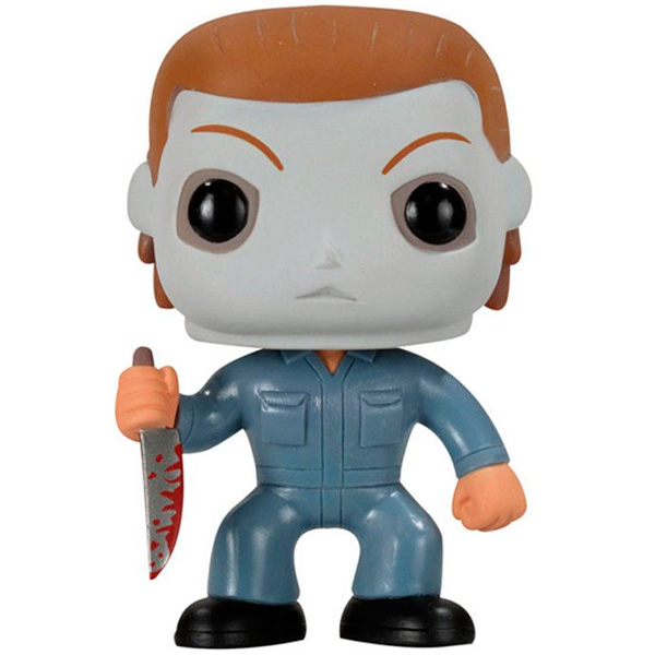 Фигурка Funko POP! Vinyl: Movies: Halloween: Michael Myers imperfect funko pop second hand horror movies evil dead 2 ash with saw vinyl action figure collectible model toy cheap no box