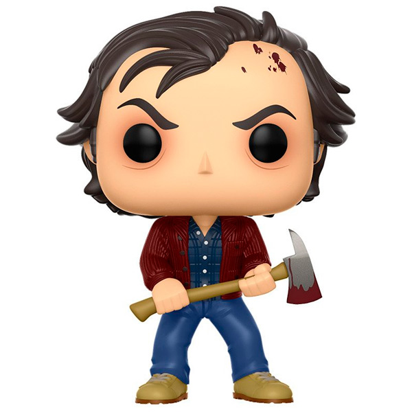Фигурка Funko POP! Vinyl: Movies: The Shining: Jack Torrance iclebo pop