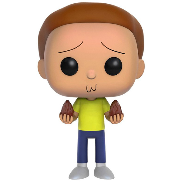 Фигурка Funko POP! Vinyl: Animation: Rick & Morty: Morty funko pop vinyl фигурка dragon ball z resurrection f vegeta