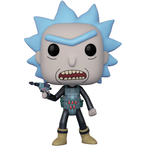 Фигурка Funko POP! Vinyl: Rick & Morty: Prison Escape Rick iclebo pop