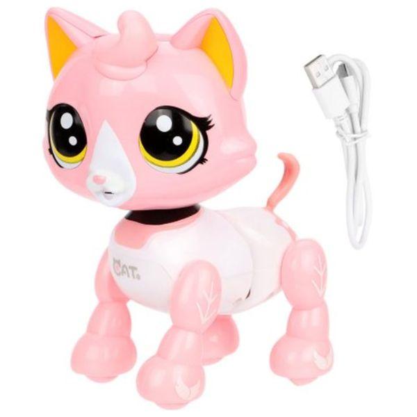 Развивающая игрушка Наша Игрушка E5599-9 Смышленый питомец: Котёнок