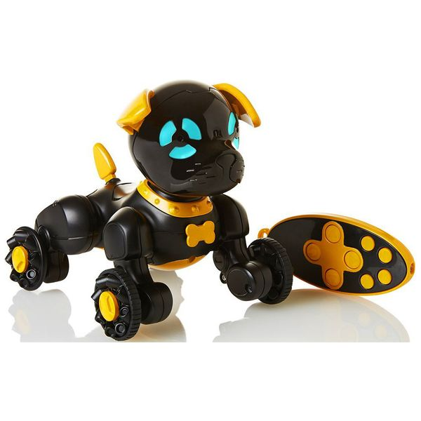 Робот WowWee 2804-3819 Chippies: Chippo Black