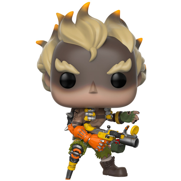 Фигурка Funko POP! Vinyl: Games: Overwatch Series 3 Junkrat фигурка funko pop games gears of war damon baird armored 9 5 см