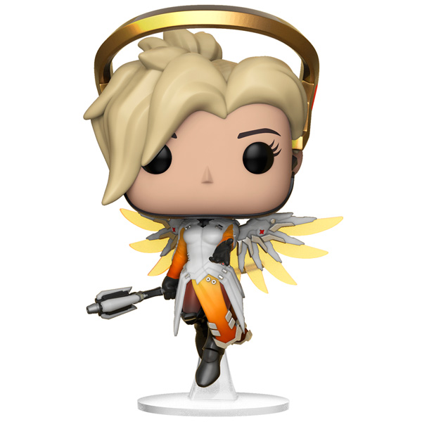 Фигурка Funko POP! Vinyl: Games: Overwatch Series 3 Mercy iclebo pop