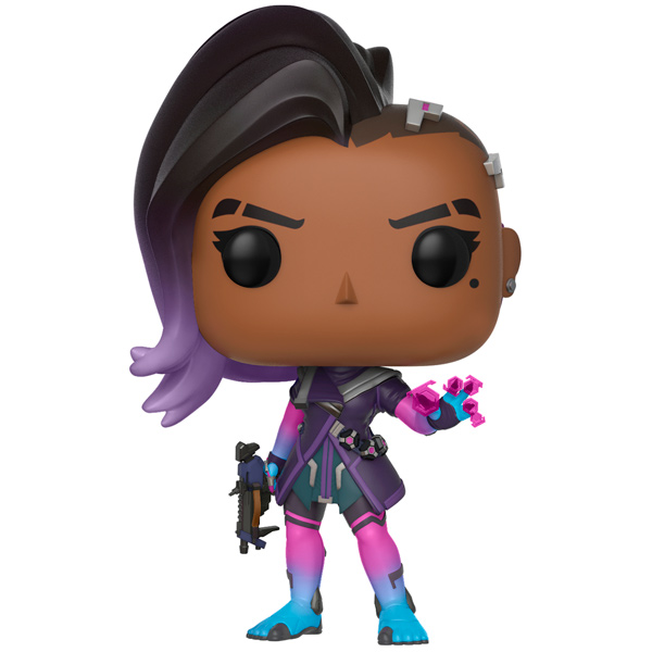 Фигурка Funko POP! Vinyl: Games: Overwatch Series 3 Sombra фигурка funko pop games gears of war damon baird armored 9 5 см