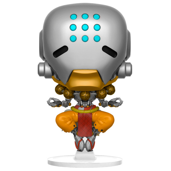 Фигурка Funko POP! Vinyl: Games: Overwatch Series 3 Zenyatta фигурка funko pop games gears of war damon baird armored 9 5 см