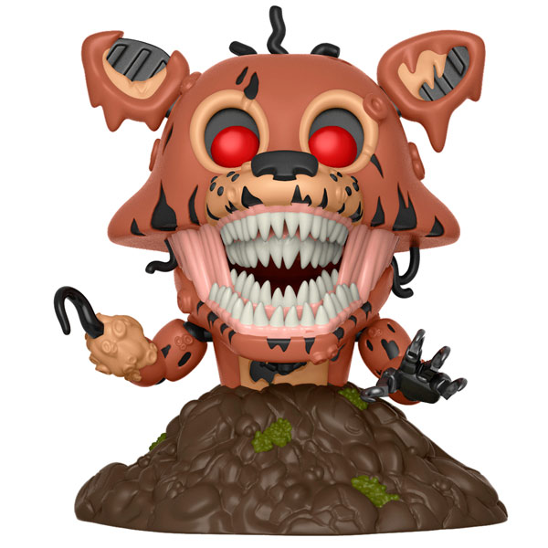 Фигурка Funko POP! Vinyl: Books: FNAF: Twisted Foxy