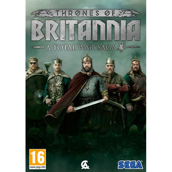 Видеоигра для PC . Total War Saga: Thrones of Britannia god of war iii обновленная версия [ps4]
