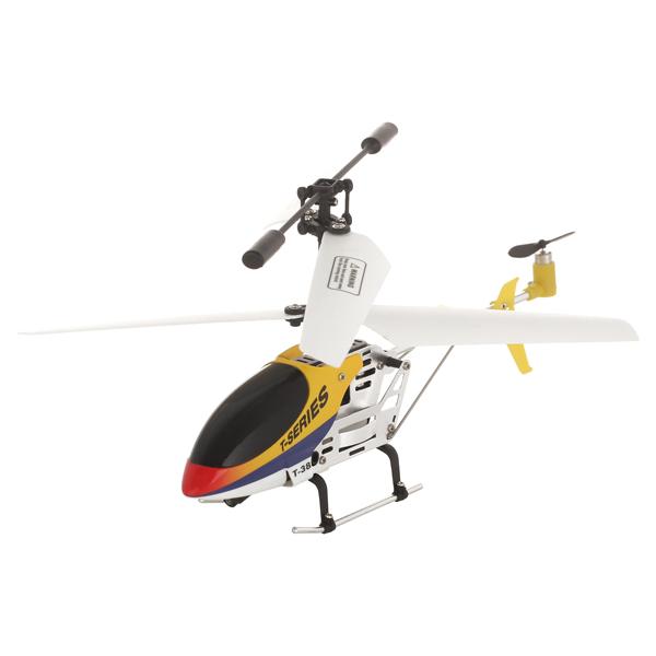 Радиоуправляемый вертолет MJX Thunderbird T38 Yellow t38
