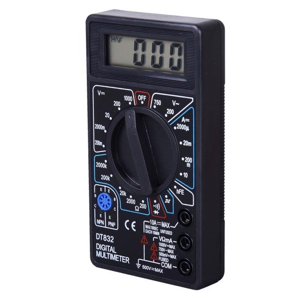 Мультиметр Ресанта DT 832 (61/10/512)