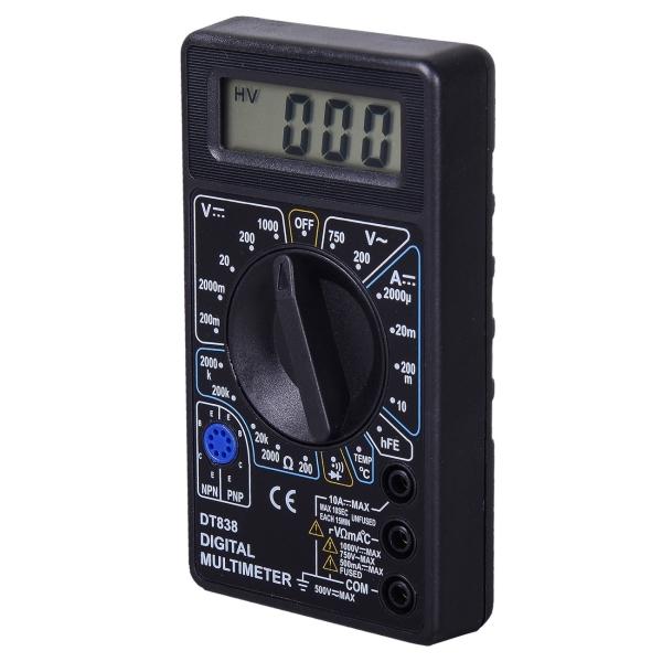 Мультиметр TEK DT 838 (61/10/513)
