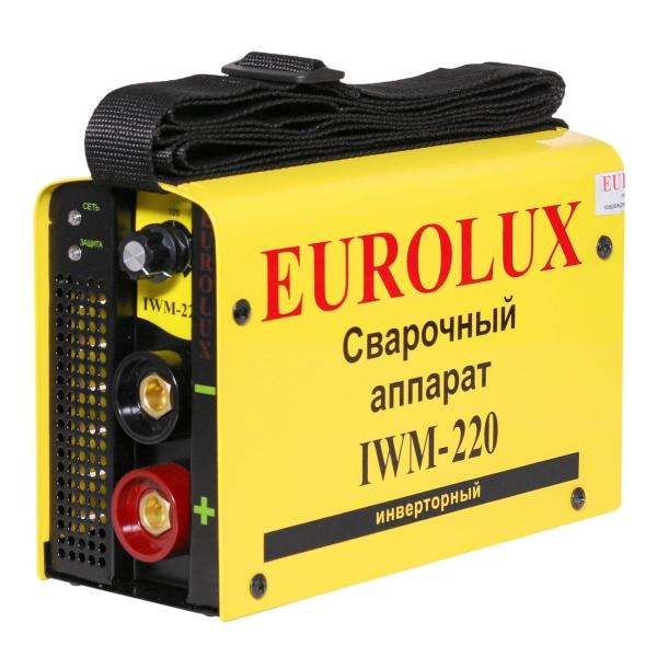 Сварочный аппарат Eurolux IWM220 (65/28)
