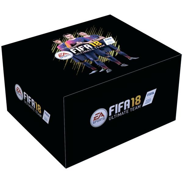 Видеоигра для PS4 . FIFA 18 Fan Box Edition sleeping dogs definitive edition игра для ps4