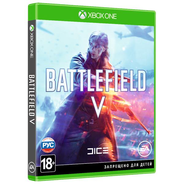 Xbox One игра EA — BATTLEFIELD V