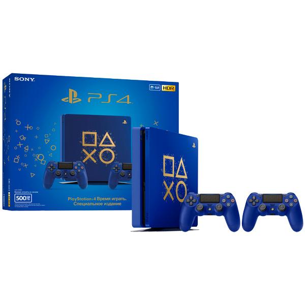 Игровая приставка PS4 PlayStation 4 500GB Специальное издание (CUH-2108A)