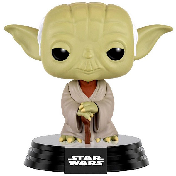цены Фигурка Funko POP! Bobble: Star Wars: Dagobah Yoda