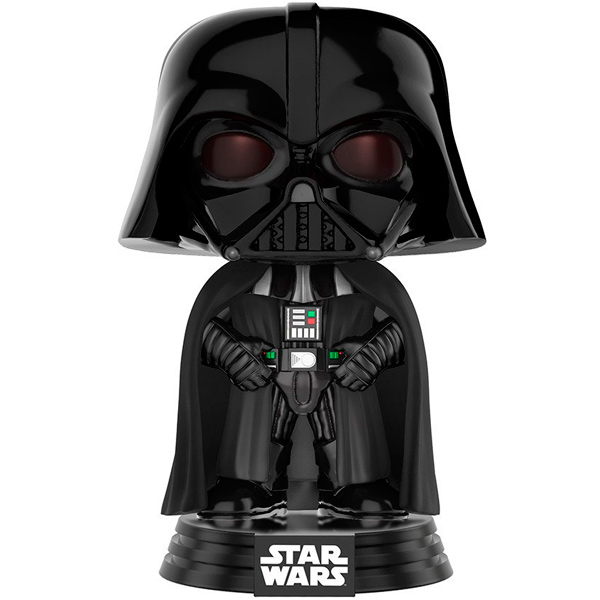Фигурка Funko POP! Bobble: Star Wars: Rogue One: Darth Vader dhl lepin 05055 1212pcs star series wars the rogue one usc vader tie advanced fighter set 10175 building blocks bricks