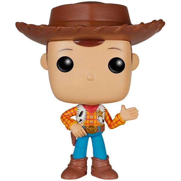 Фигурка Funko POP! Vinyl: Disney: Toy Story Woody тюль детская toy story белый