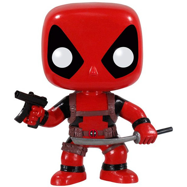 Фигурка Funko POP! Bobble: Marvel: Deadpool цена