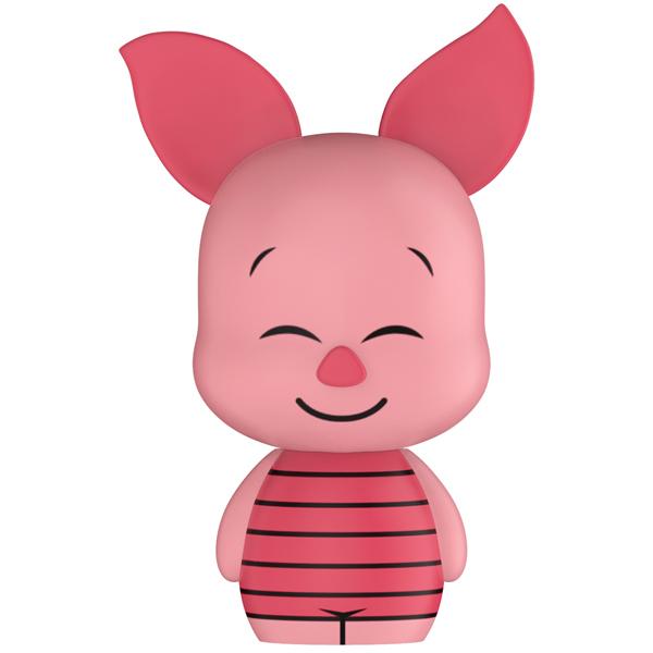 Фигурка Funko Dorbz: Disney: Winnie the Pooh S1: Piglet росмэн винни и его друзья 100 наклеек winnie the pooh