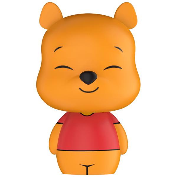 Фигурка Funko Dorbz: Disney: Winnie the Pooh S1: Pooh росмэн винни и его друзья 100 наклеек winnie the pooh