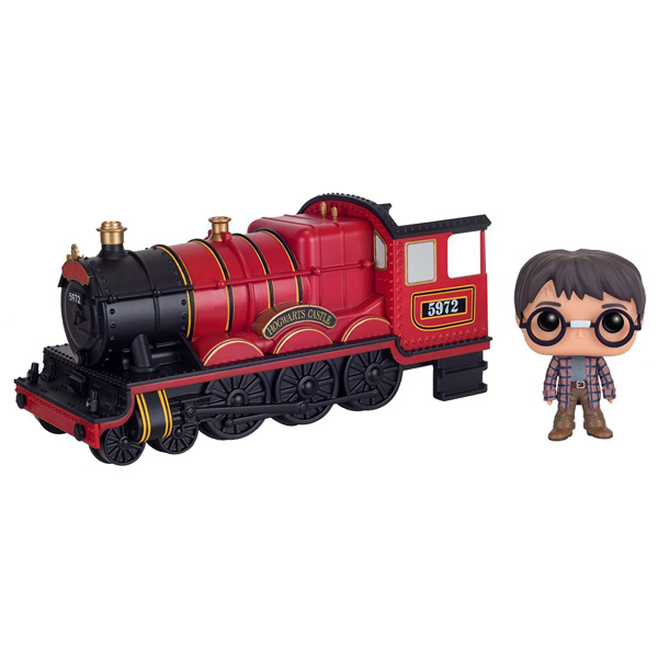 Фигурка Funko POP Rides: Harry Hogwarts Express Engine детский набор для моделирования stirling engine stirling gz001