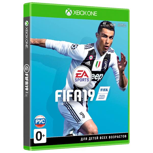 Xbox One игра EA