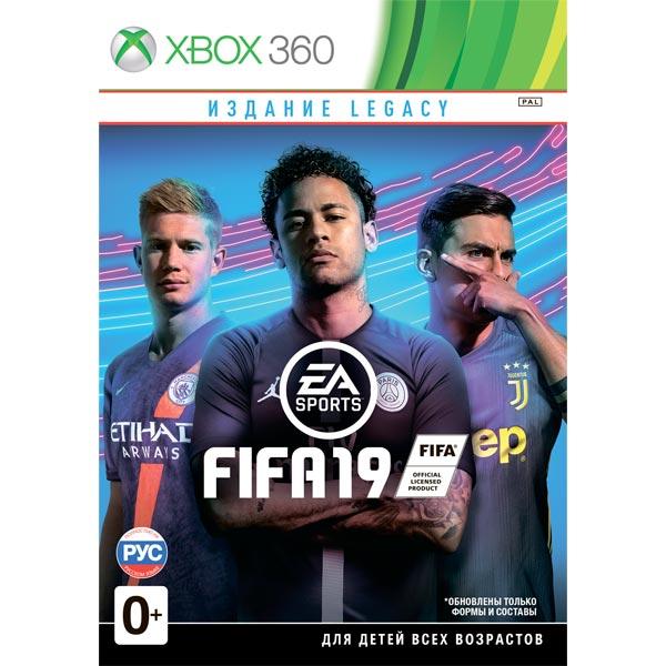 Xbox 360 игра EA FIFA 19