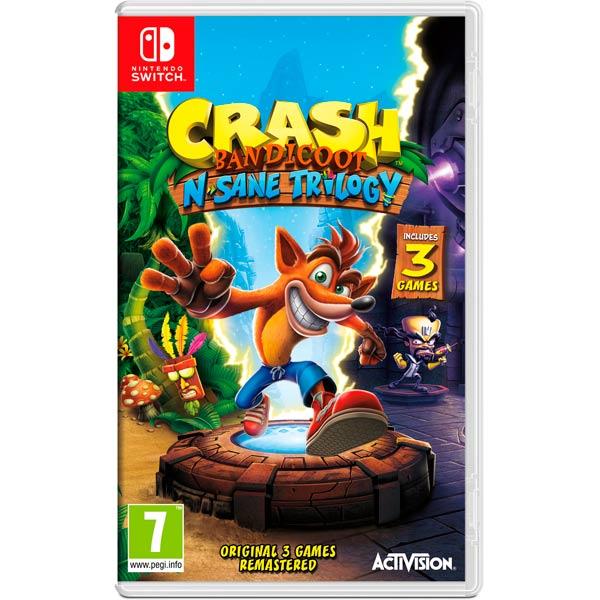 Видеоигра для Nintendo Switch .