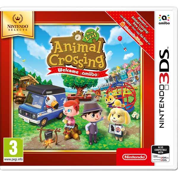 Видеоигра для Nintendo 3DS . ACNLWA N. Selects