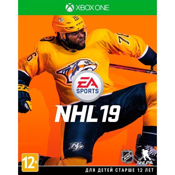 Xbox One игра EA — NHL 19