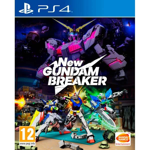 Игра PS4 Bandai Namco New Gundam Breaker