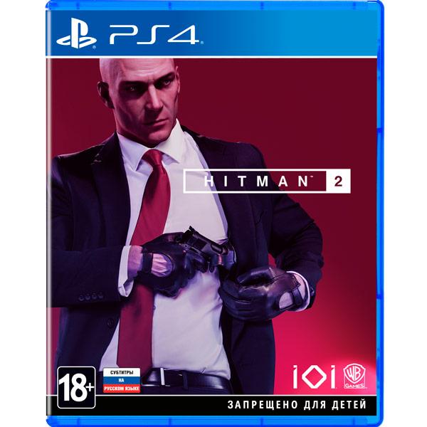 PS4 игра WB
