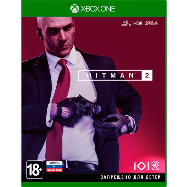 Xbox One игра WB — HITMAN 2