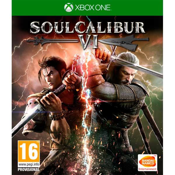 Xbox One игра Bandai Namco