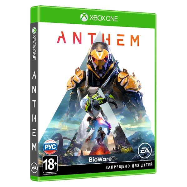 Xbox One игра EA Anthem