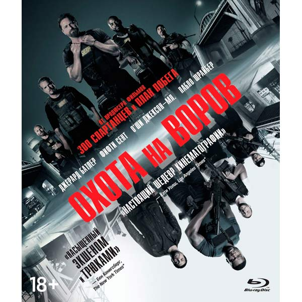 Blu-ray диск . Охота на воров