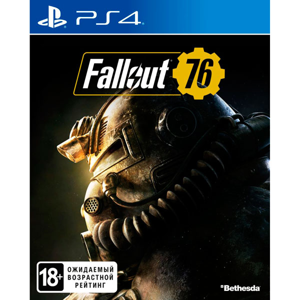 PS4 игра Bethesda