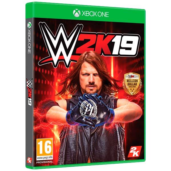 Xbox One игра Take Two WWE 2K19