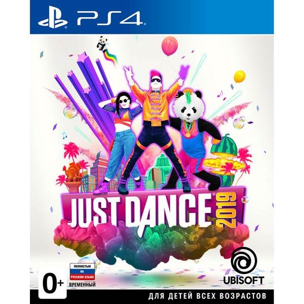 PS4 игра Ubisoft Just Dance 2019