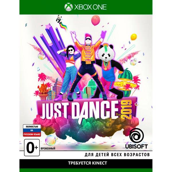 Xbox One игра Ubisoft Just Dance 2019