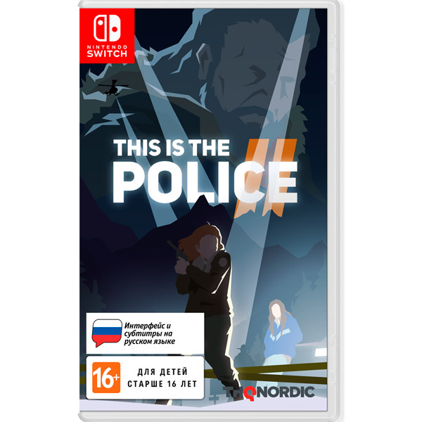 Видеоигра для Nintendo Switch Nintendo This is Police 2
